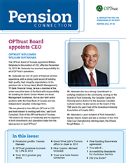 Pension Connection cover