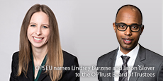 OPSEU names Lindsey Burzese and Jason Glover to the OPTrust Board of Trustees