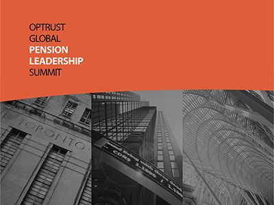 OPTrust Global Pension Leadership Summit